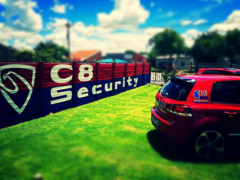 c8 security