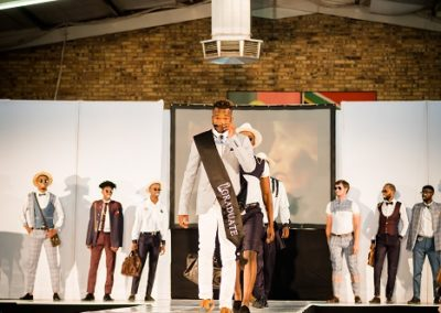 Mpho Khunou – 3rd year designer of the year