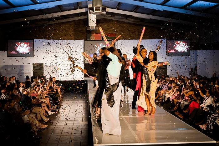 Platinum Fashion Festival Stuns