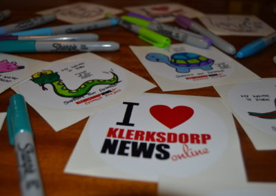 Klerksdorp News Animal Project 2