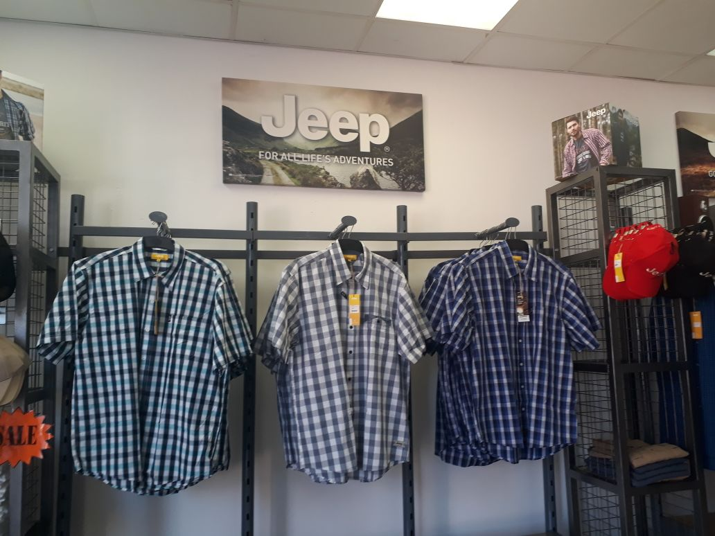 Outdoor Clothing Klerksdorp 3