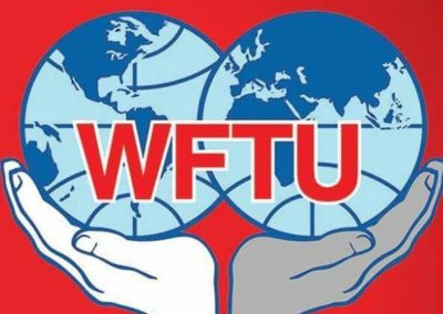 World Federation of Trade Unions 7