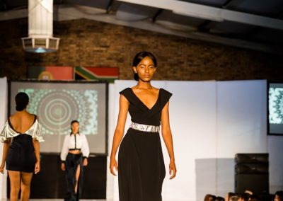 Tshegofatso Lepedi 3rd year Ready To Wear