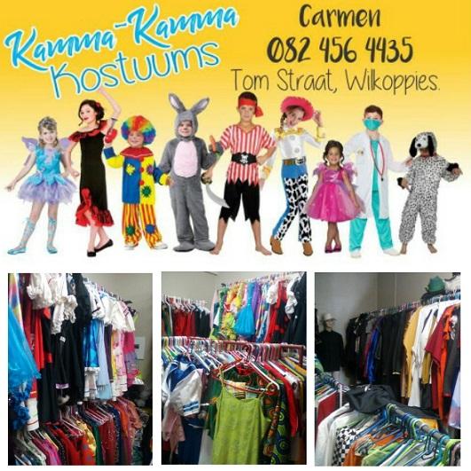 Kamma-kamma Kostuums 4