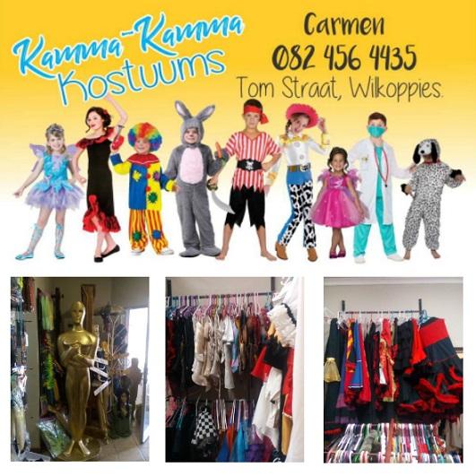Kamma-kamma Kostuums 5
