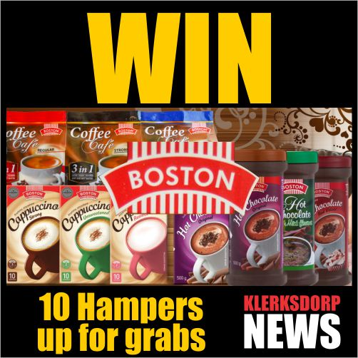 10 Hampers up for grabs