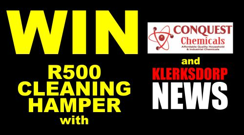 Win R500 Cleaning Products Hamper