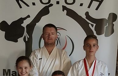 KOSH MARTIAL ARTS ACADEMY COMPETED AT THE SARMAF PROVINCIAL TRIALS