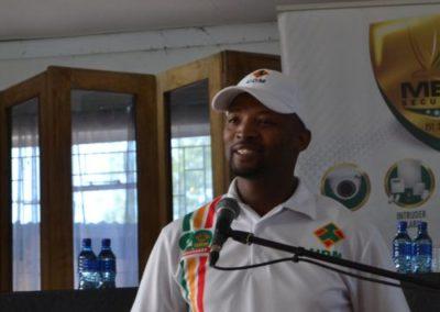 Mr. Ndayomzi Kwankwa. UDM