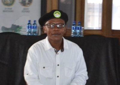 Mr. Nkuloleko Fatyela. APC