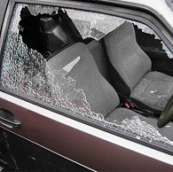 VEHICLE THEFT BECOMING A TREND