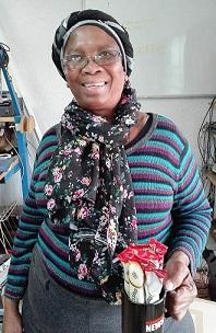 Patsy Mokoena