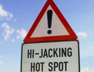 WHAT TO DO IF YOU ARE IN A HIJACKING SITUATION